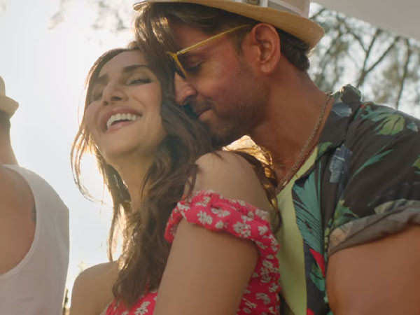 Vaani Kapoor Opens Up About How Difficult It Was To Dance With Hrithik Roshan