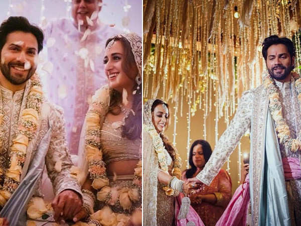 Just in: Varun Dhawan shares first pictures after getting married to Natasha Dalal