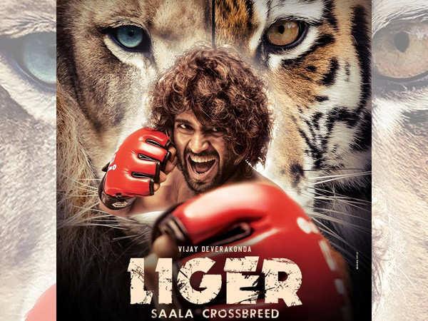 Vijay Deverakonda roars in the first look of Liger - Saala Crossbred