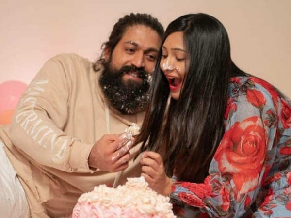 KGF star Yash's Wife Radhika Pandit Has the Sweetest Birthday Message for Him