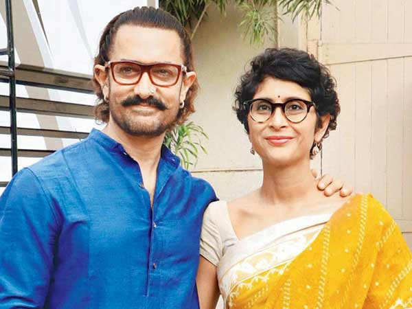 Aamir Khan and Kiran Rao announce their separation