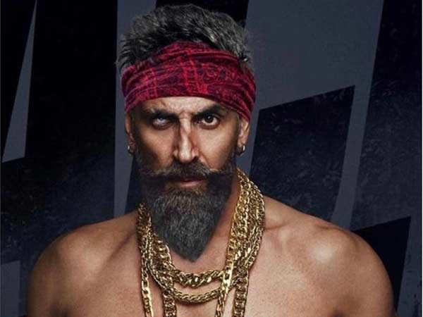Akshay Kumar shoots for Bachchan Pandey amidst heavy rains in Mumbai
