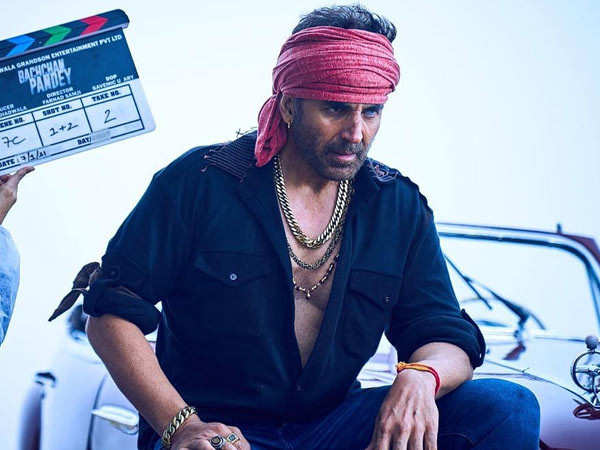 Akshay Kumar to start shooting for the last schedule of Bachchan Pandey today