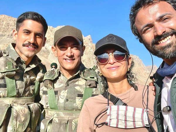 Aamir Khan talks about Laal Singh Chaddha's shoot schedule in Ladakh