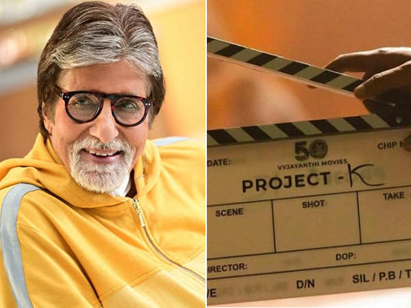 Amitabh Bachchan begins shooting for Prabhas-Deepika Padukone film