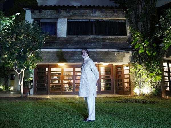 BMC to demolish a part of Amitabh Bachchan's bungalow Pratiksha