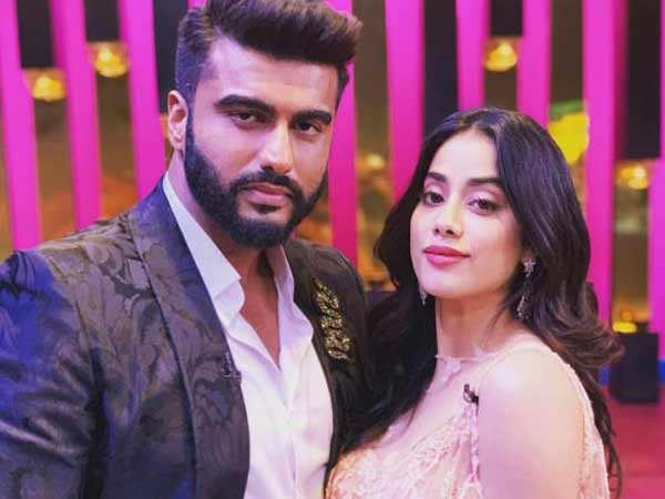 Arjun Kapoor talks about his bond with half-sisters Janhvi and Khushi Kapoor