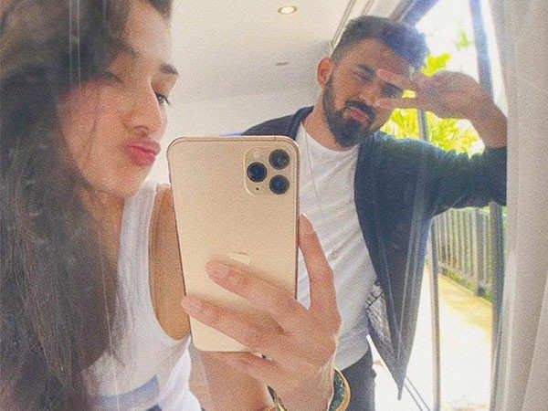Is KL Rahul Making His Relationship With Athiya Shetty Official?