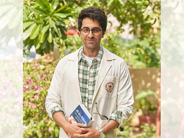 Ayushmann Khurrana Is Glad To Shoot In Bhopal For The First Time With Doctor G