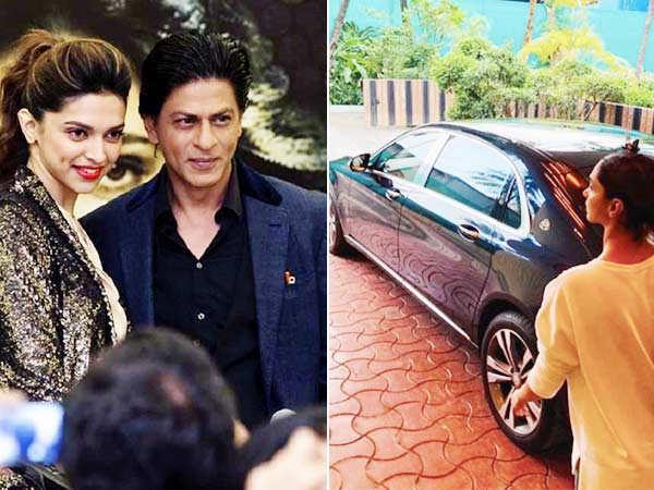 Deepika Padukone joins Shah Rukh Khan to start shooting Pathan