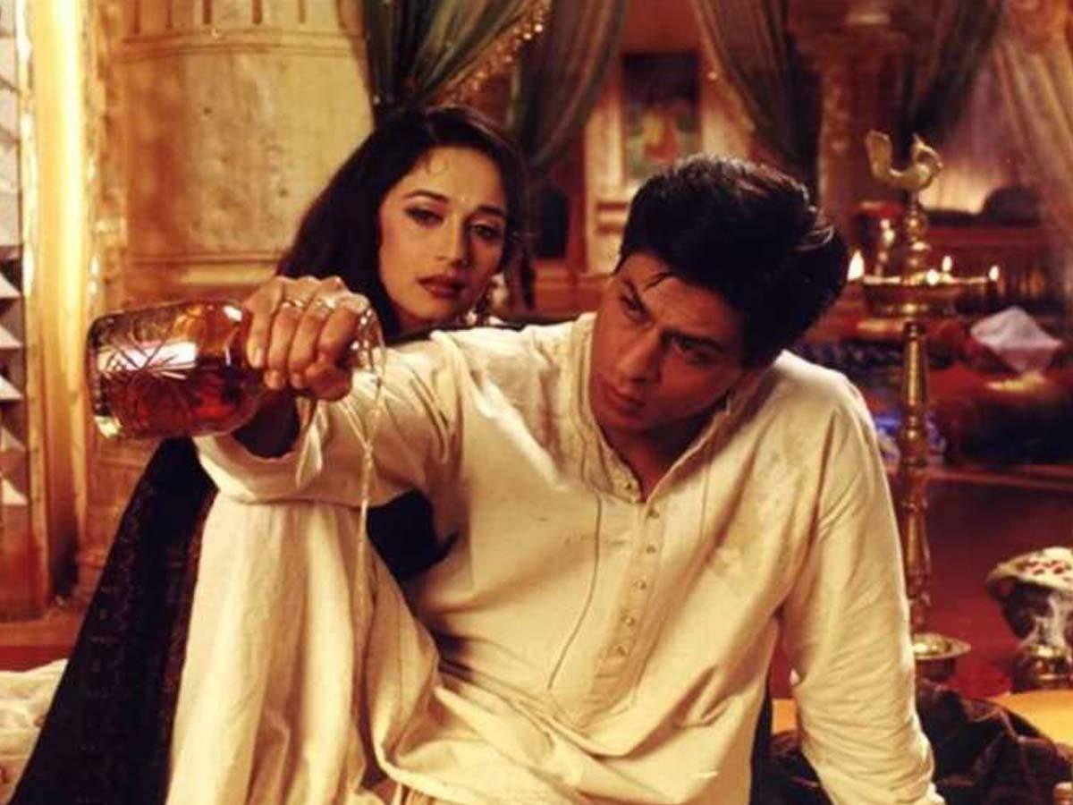 Devdas, the story which earned both Dilip Kumar and Shah Rukh Khan a  Filmfare Award   Filmfare.com