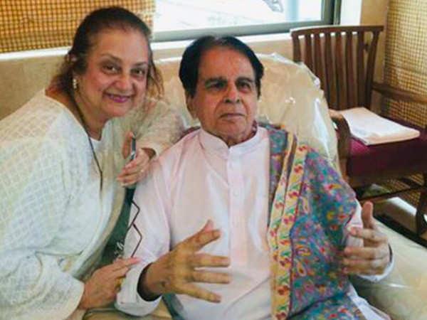 Saira Banu Gives An Update On Dilip Kumar's Health