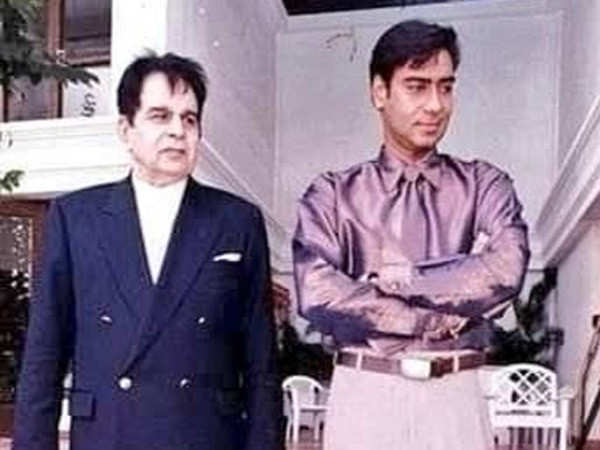 Ajay Devgn Mourns The Loss Of Superstar Dilip Kumar