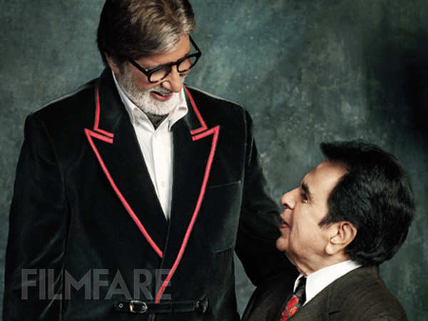 Amitabh Bachchan Shares His Grief About Dilip Kumar's Passing Away