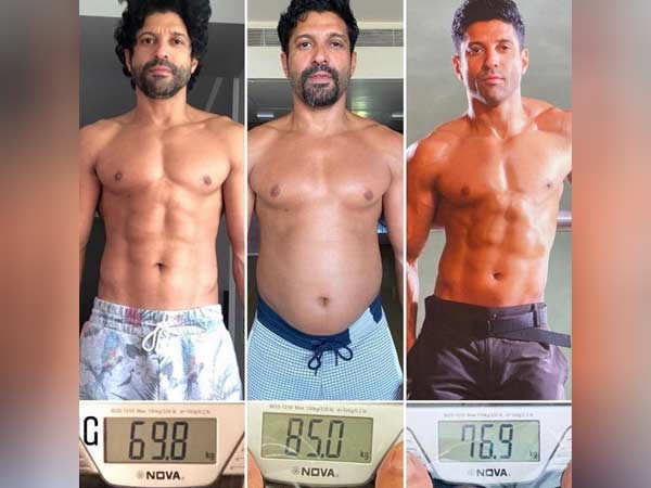Farhan Akhtar's fitness transformation for Toofaan will shock you