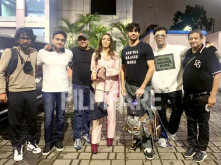 Photos: Sidharth Malhotra and Kiara Advani return from Kargil