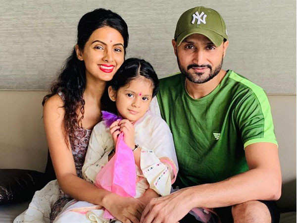 Harbhajan Singh and Geeta Basra blessed with a baby boy