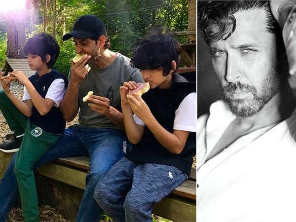 Hrithik Roshan's Kids Rate His Films