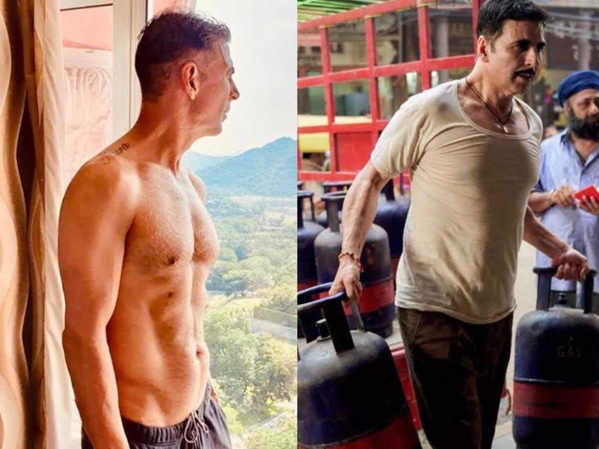 Akshay Kumar gains weight for Raksha Bandhan