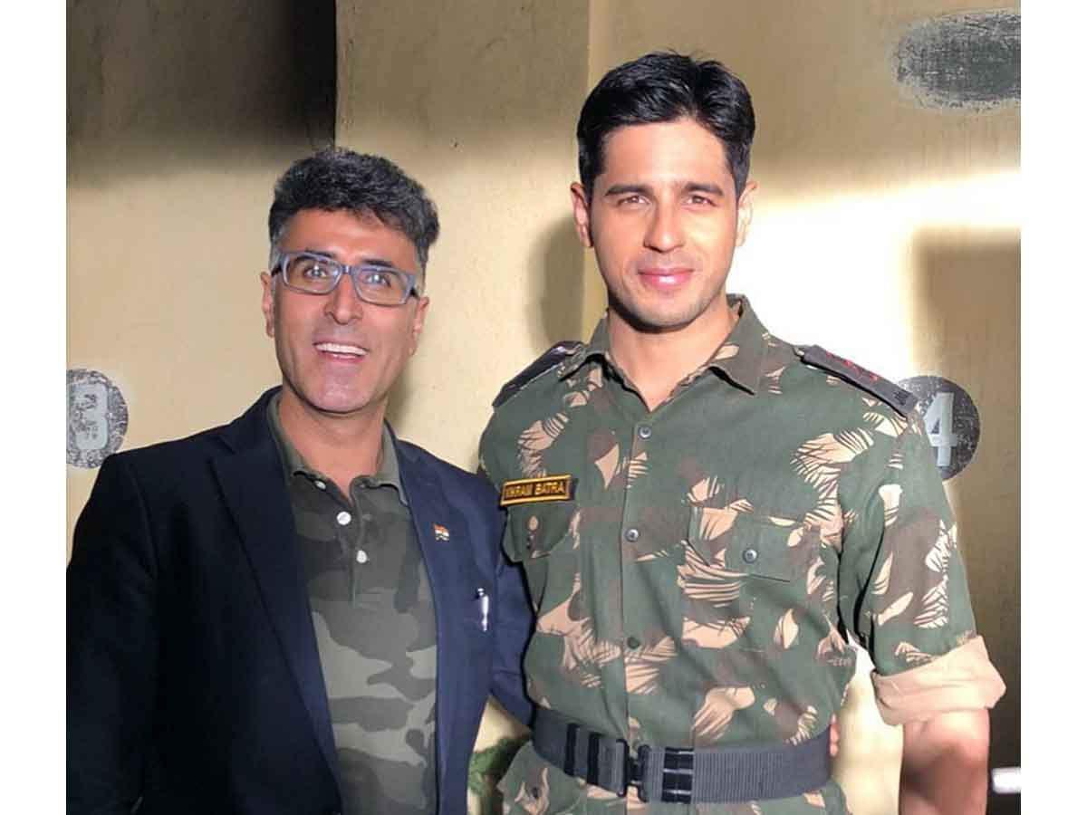Captain Vikram Batra's brother says Shershaah is a dream come true    Filmfare.com