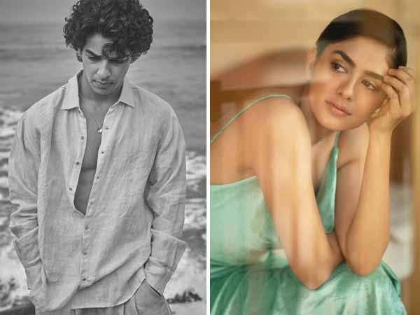 Ishaan Khatter And Mrunal Thakur's Pippa To Go On Floors In September?