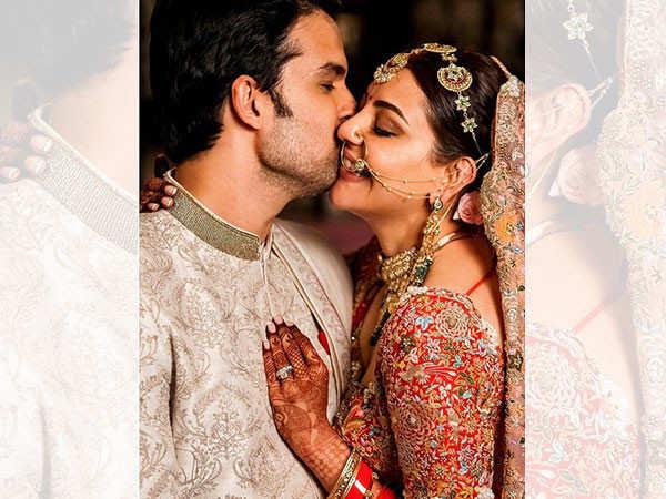 Gautam Kitchlu reveals wife Kajal Aggarwal's food choices