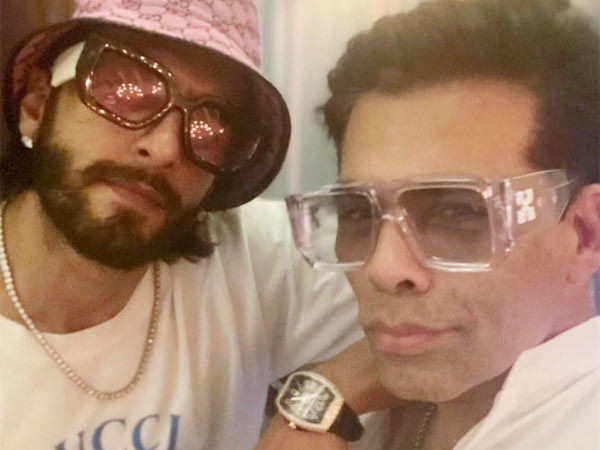 Ranveer Singh and Karan Johar begin work on Rocky aur Rani Ki Prem Kahaani