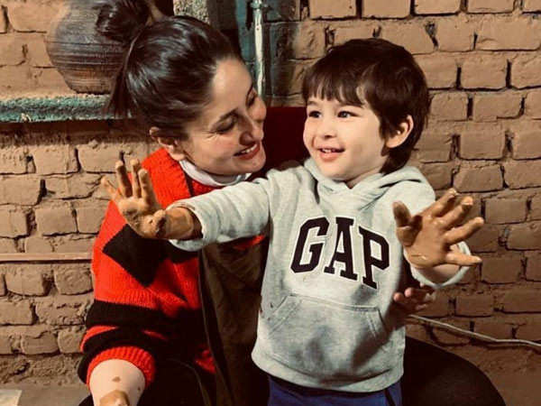 Kareena Kapoor Khan says she felt guilty when she had to go to work leaving Taimur at home