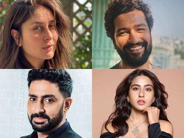 Kareena Kapoor Khan, Vicky Kaushal, Abhishek Bachchan congratulate Priya Malik