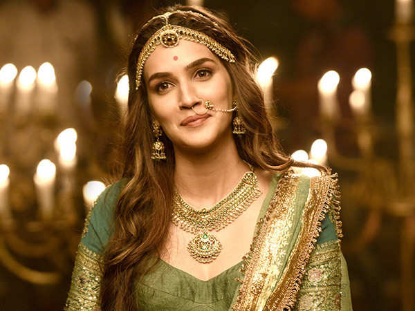 Kriti Sanon on the responsibility that comes with playing Sita in Adipurush