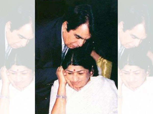 Lata Mangeshkar Grieves The Loss Of Dilip Kumar, Who She Considered Her Elder Brother