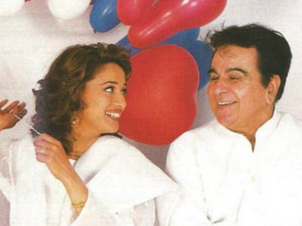 Madhuri Dixit Gets Emotional As She Remembers Co-Star And Legend Dilip Kumar