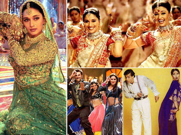 11 Best Songs Of Madhuri Dixit