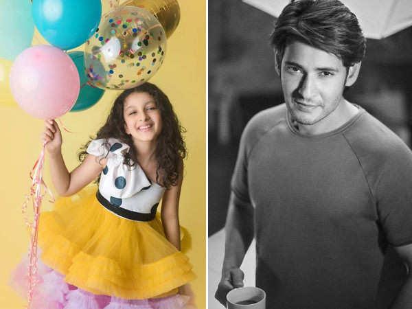 Mahesh Babu's birthday wish for daughter Sitara is all things love