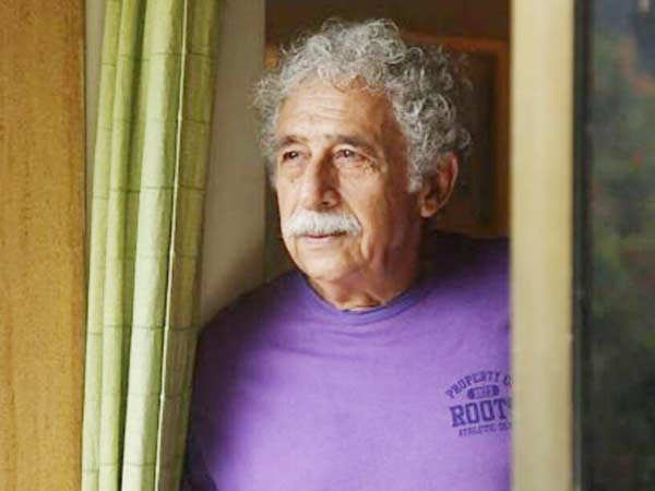 Naseeruddin Shah is recovering well but continues to be under observation