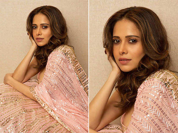 Nushrratt Bharuccha shares a photo as she starts shooting for an unannounced project in Mumbai
