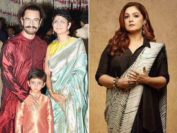 Following Aamir Khan and Kiran Rao's separation, Pooja Bhatt talks about co-parenting