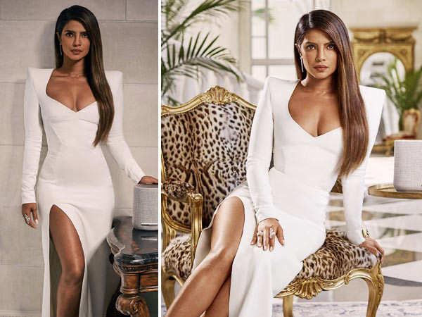 Priyanka Chopra keeps going from strength to strength