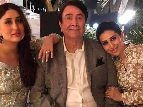 Randhir Kapoor who has shifted into a new home says he was feeling alone in his Chembur house