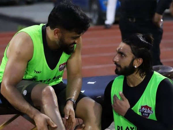 Ranveer Singh is a true MS Dhoni fan and this comment proves it