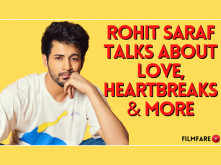 Video: Rohit Saraf talks about love, heartbreak, crushes and more
