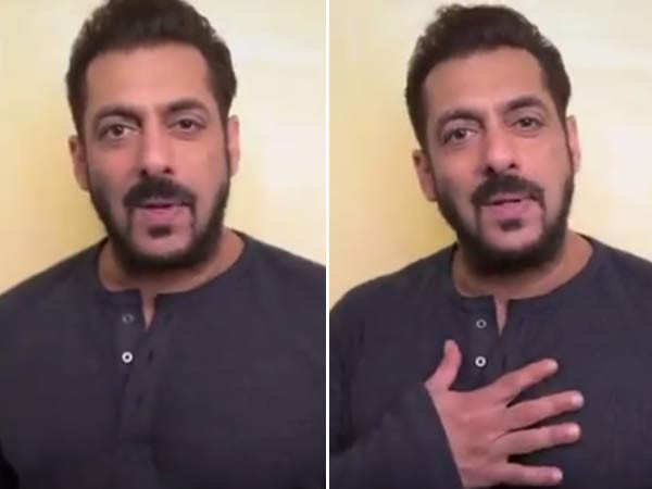 Salman Khan Sends His Good Wishes To The Indian Olympic Team