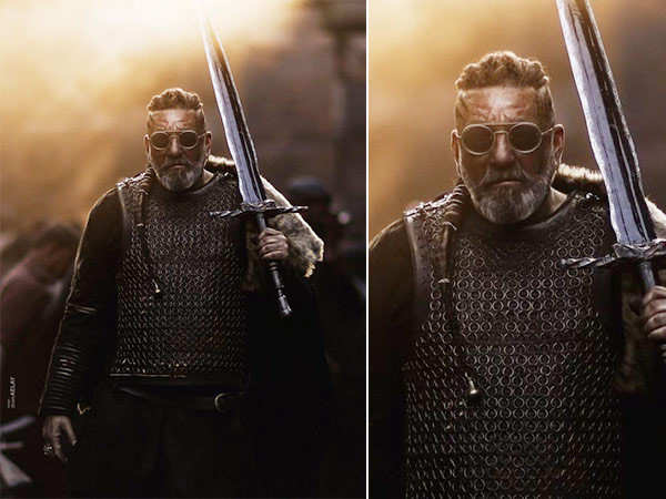 Sanjay Dutt's new poster from KGF Chapter 2 will leave you amazed