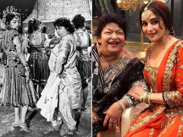 Bhushan Kumar announces a biopic on Saroj Khan