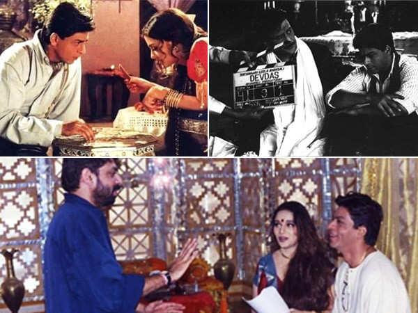 Shah Rukh Khan's recalls the only problem he had during Devdas' shooting