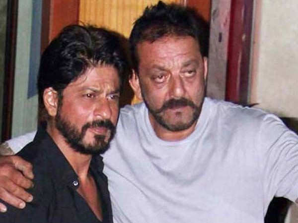 Shah Rukh Khan And Sanjay Dutt To Star Together In An Upcoming Film?