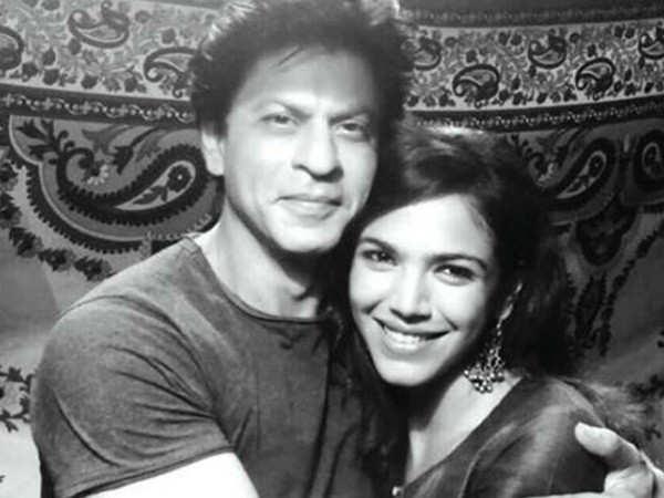 Exclusive: Shriya Pilgaokar recalls taking career advice from Shah Rukh Khan during Fan