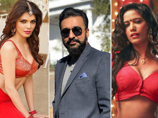 Sherlyn Chopra reacts to Raj Kundra's porn apps case, lashes out at Poonam Pandey