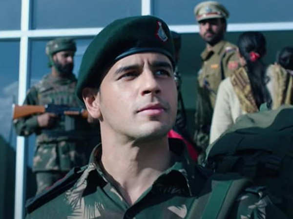 Sidharth Malhotra impresses with his act of an army officer in the Shershaah trailer