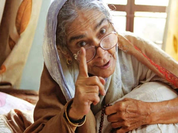 Give me work and I want to earn respectfully - Surekha Sikri had said in 2020